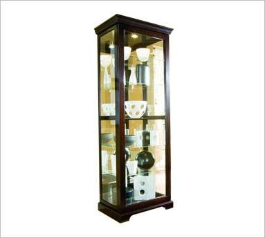 History Of The Curio Cabinet