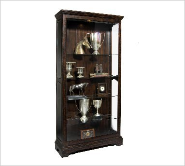 Glass display cabinets for adding the luxury and elegance for Curio cabinet spot