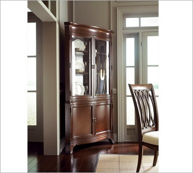 Lovely Curio Cabinet Spot
