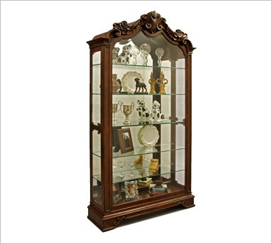 Curio cabinet uses for Curio cabinet spot